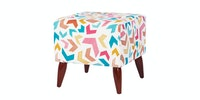 Seamus Furniture Origami Square Stool