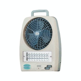 CMOS Emergency Lamp + Fan Hk-669