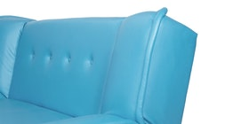 Doumi Betty Sofa Bed Biru Tango