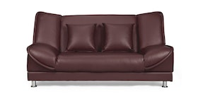 Doumi Betty Sofa Bed Merah Burgundy