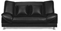 Doumi Betty Sofa Bed Hitam