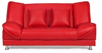 Doumi Betty Sofa Bed Merah Hip Hop