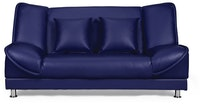 Doumi Betty Sofa Bed Biru Royal