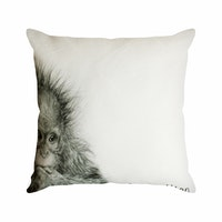 Seruni Living Cushion Cover (Orang Utan) 45x45cm