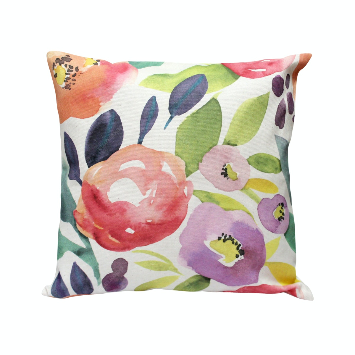 Seruni Living Cushion Cover Bunga MariGold 45x45cm