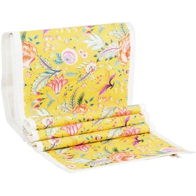 Seruni Living Table Runner Kecil Anyelir Kuning