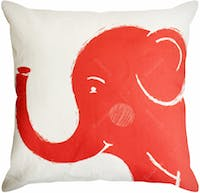 Seruni Living Cushion Cover (Gajah Merah) 45x45cm