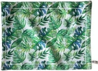 Seruni Living Placemat Daun Monstera