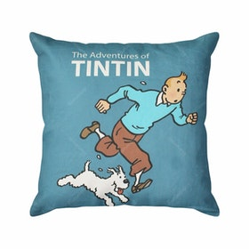 Seruni Living Tintin 01 Cushion Cover 45x45cm