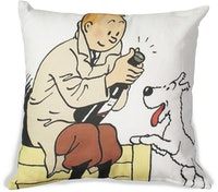 Seruni Living Tintin 02 Cushion Cover 45x45cm