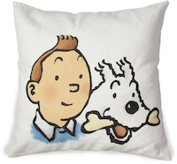 Seruni Living Tintin 03 Cushion Cover 45x45cm