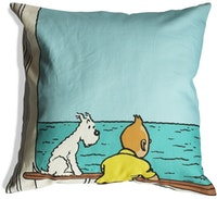 Seruni Living Tintin 06 Cushion Cover 45x45cm