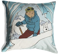 Seruni Living Tintin 07 Cushion Cover 45x45cm