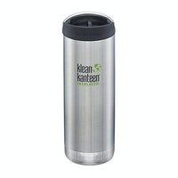 Klean Kanteen Insulated TKWide Bottle Brushed Stainless 473ml