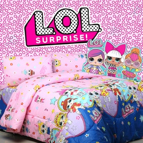 Sierra Sprei LOL lovers 120x200