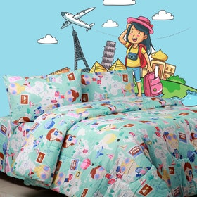 Sierra Sprei World tour tosca 120x200