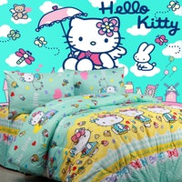 Sierra Sprei Kitty Jewel Tosca 160x200