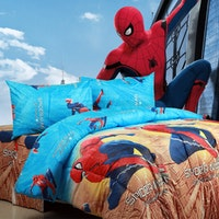 Sierra Sprei Spiderman home 160x200