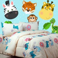 Sierra Sprei Happy Animal 120x200
