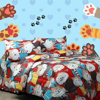 Sierra Sprei Cat Boss 120x200