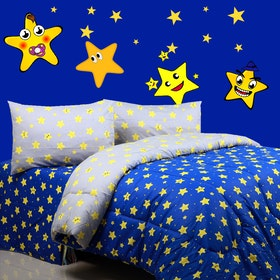 Sierra Bedcover dan Sprei Mr wonderful 160x200
