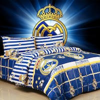 Sierra Sprei Real madrid 180x200x20