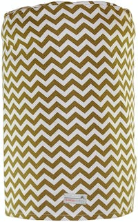 Stieltto Living Cover Galon - Brown Chevron