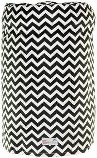 Stieltto Living Cover Galon - Black Chevron