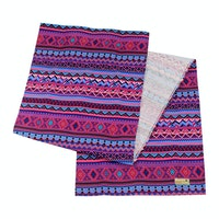 Stiletto Living Table Runner / Taplak Meja - Tribal Biru