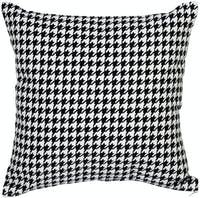 Stiletto Living Cushion Cover / Sarung Bantal - Houndstooth