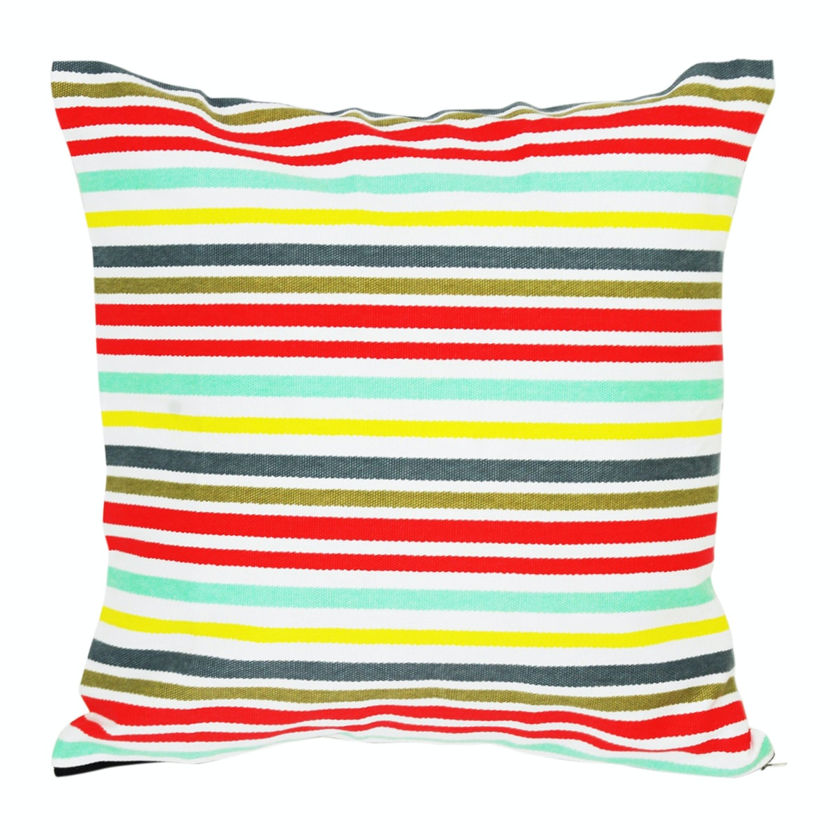 Stiletto Living Cushion Cover / Sarung Bantal - Rainbow Stripe