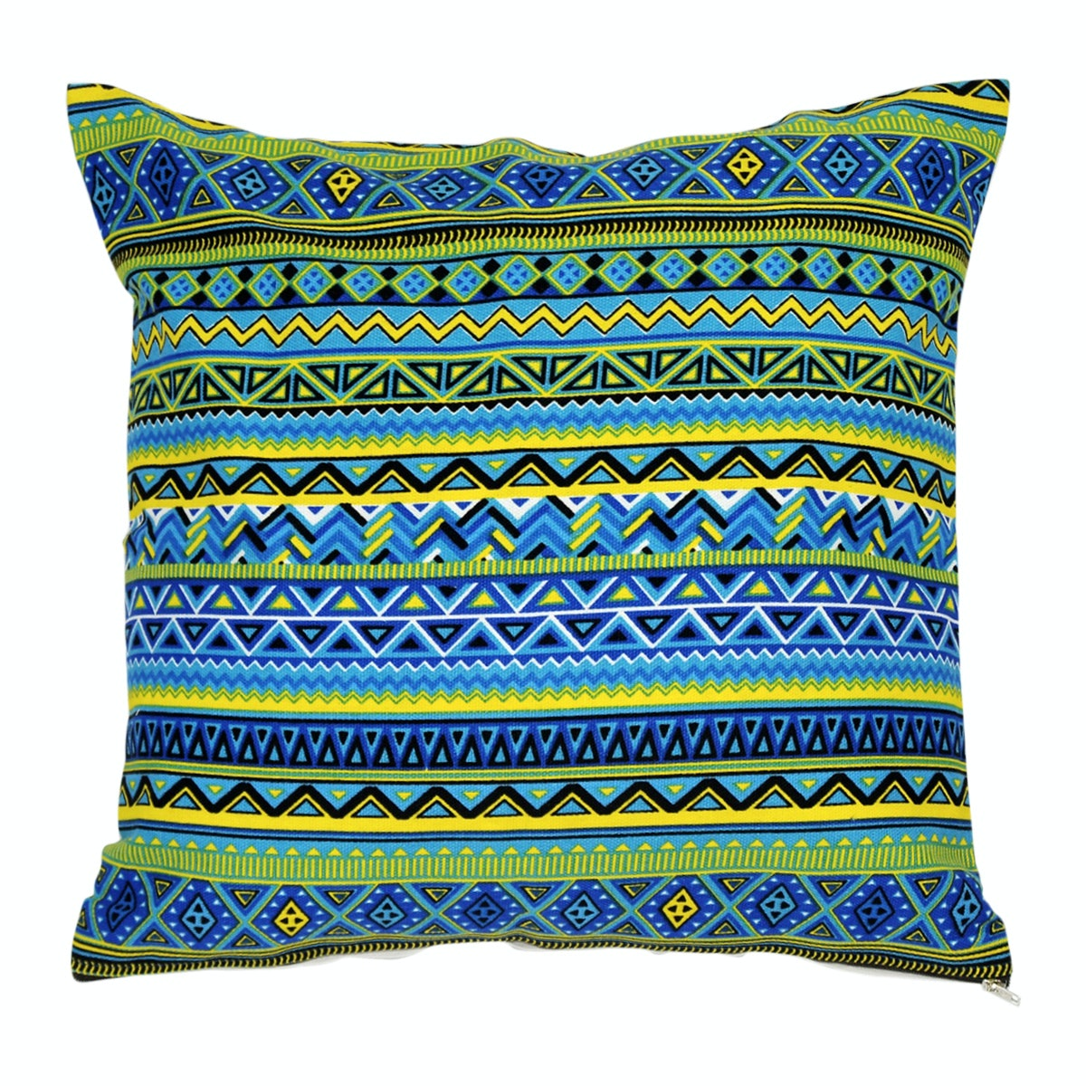 Stiletto Living Cushion Cover / Sarung Bantal - Tribal Hijau