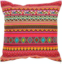 Stiletto Living Cushion Cover / Sarung Bantal - Tribal Pink