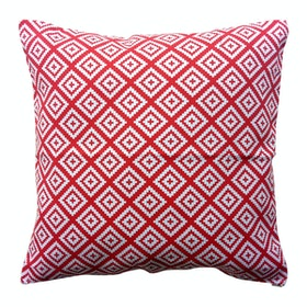 Stiletto Living Cushion Cover / Sarung Bantal - Red Mexican