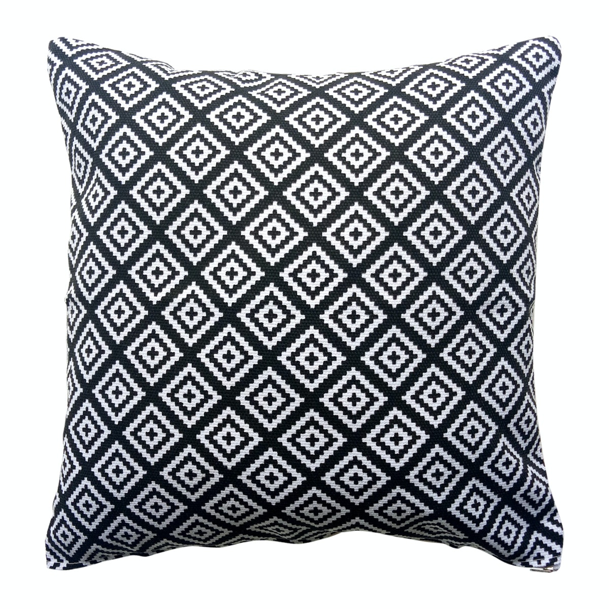 Stiletto In Style Cushion Cover / Sarung Bantal - Black Mexican