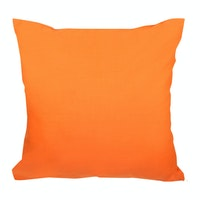 Stiletto Living Cushion Cover / Sarung Bantal Sofa Polos - Orange