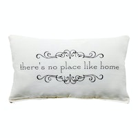 Stiletto In Style Quote Cushion Cover / Sarung Bantal Quote - Heaven On Earth