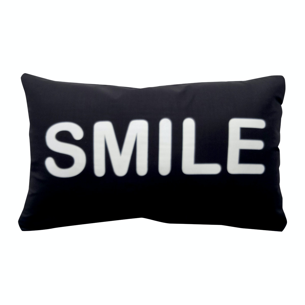 Stiletto In Style Quote Cushion Cover / Sarung Bantal Quote - Smile