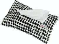 Stiletto Living Tempat Tisu - Houndstooth