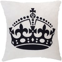 Stiletto In Style Cushion Cover Crown 40 X 40Cm