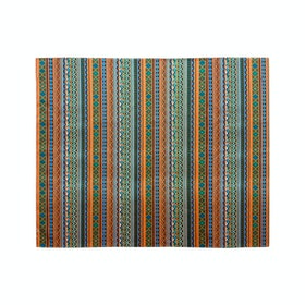 Stiletto Living Canvas rug / Karpet standar - Tribal Coklat