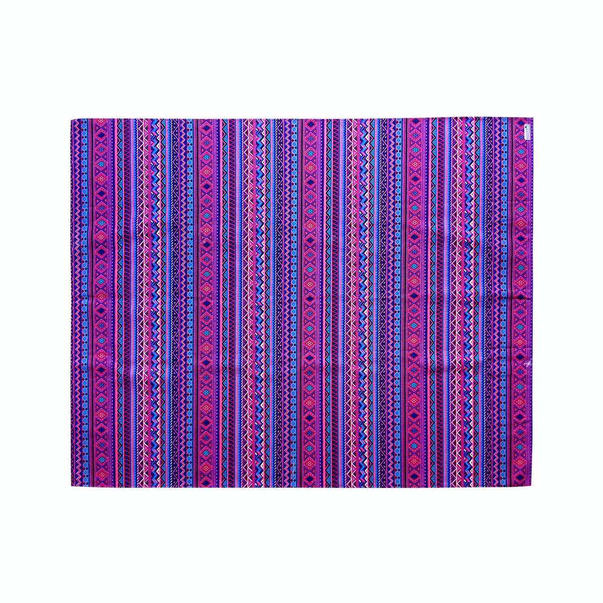 Stiletto Living Canvas rug / Karpet standar - Tribal Biru