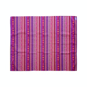 Stiletto Living Canvas rug / Karpet standar - Tribal Ungu