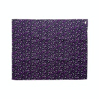 Stiletto Living Canvas rug / Karpet standar -Bintang Ungu