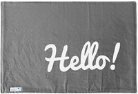 Stiletto Living Doormat / Keset- Hello Abu