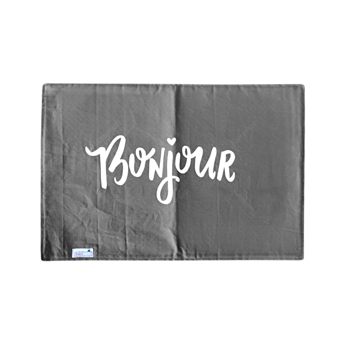 Stiletto Living Doormat / Keset- Bonjour Abu