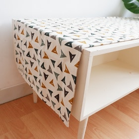 Stiletto Living Table Runner / Taplak Meja - Boomerang