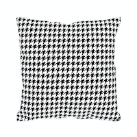 Stiletto Living Domino Hitam Cushion Cover 40x40cm