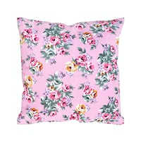 Stiletto Living Flowery Pinky Cushion Cover 40x40cm