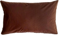 Stiletto Living Sarung Bantal / Cushion Cover / Rectangle - Cokelat 50x30cm